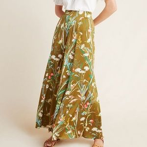 Anthropologie Shiloh Knit Wide-Leg Pants